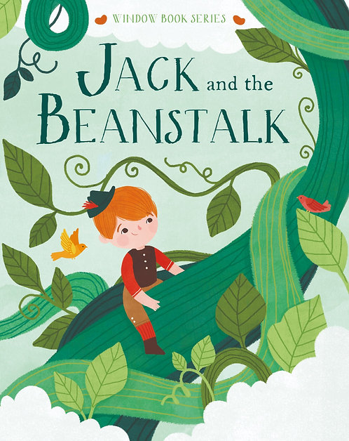 Jack and the Beanstalk - Window Book