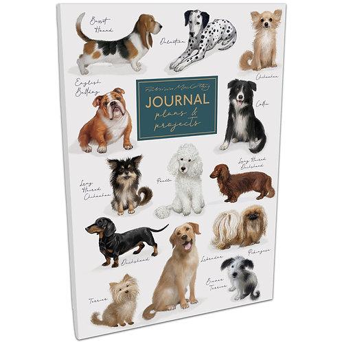 B5 Journal - Patricia MacCarthy Dogs