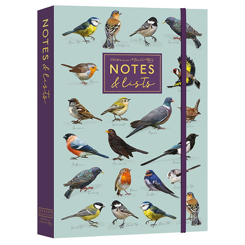Patricia MacCarthy Birds Things To Do Folder