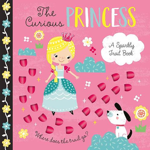 A Sparkly Trail - The Curious Princess