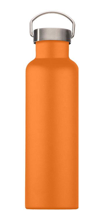 Handled Water Bottle - Mai Orange