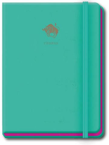 Taurus A5 Flexi Zodiac Journal