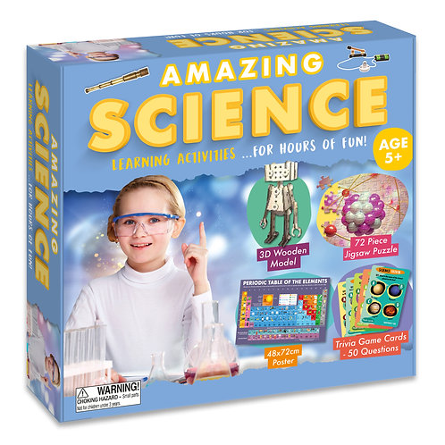 Amazing Activity Box Set - Science
