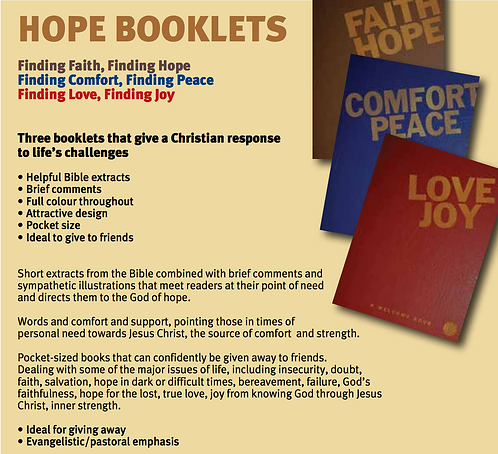 Hope Booklets