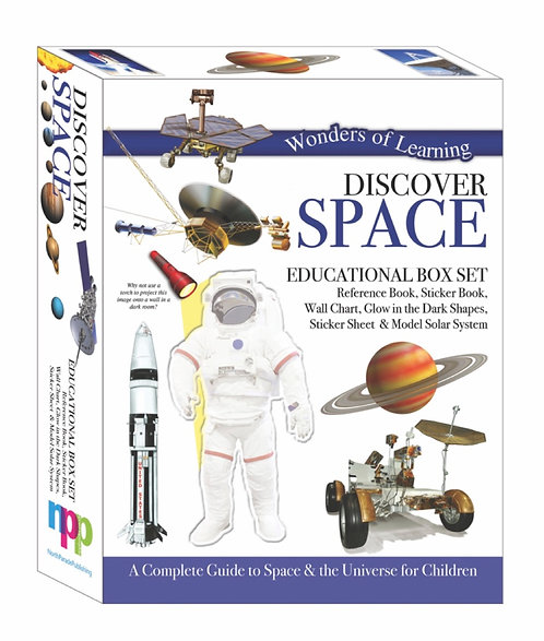Discover Space - Wonders of Learning Box Set