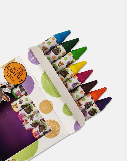 Gruffalo Jumbo Crayons