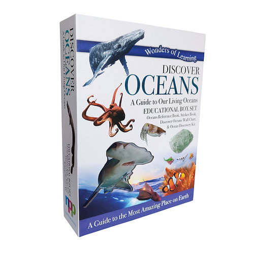 Wonders of Learning Box Set - Discover Oceans