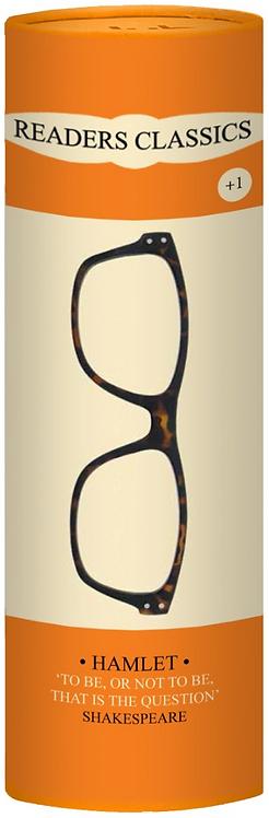 Reading Glasses in a Tube - Hamlet