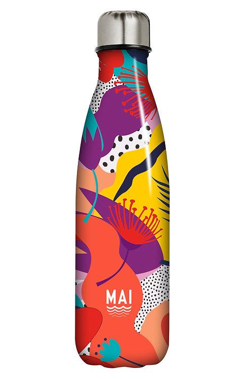 Water Bottle - Mai Surf Tropical Jazz