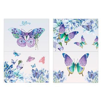 Mini Notepads - Butterflies & Moths