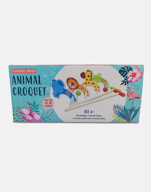 Animal Croquet - Flamingo Games