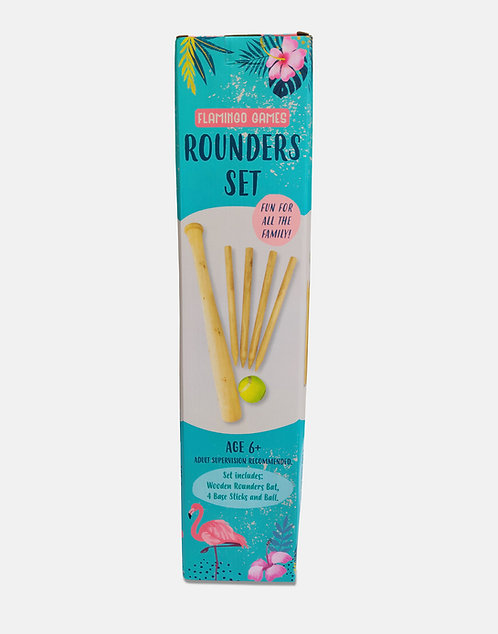 Rounders Set - Flamingo Games