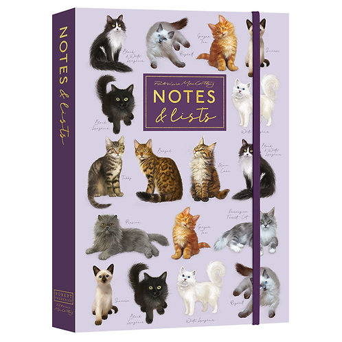 Patricia MacCarthy Cats Things To Do Folder