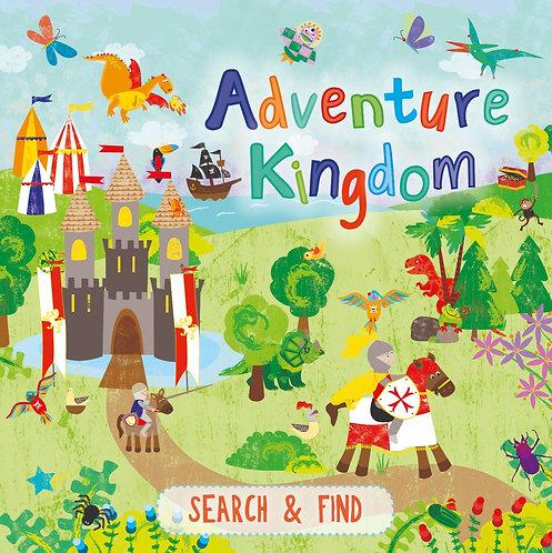 Search & Find - Adventure Kingdom