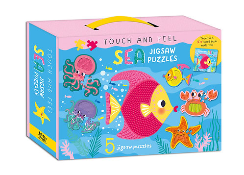 Sea Jigsaw Puzzles - Touch and Feel