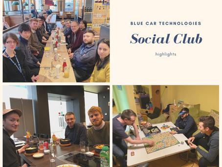 Blue Car Technologies Social Cub