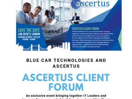 Ascertus Client Forum