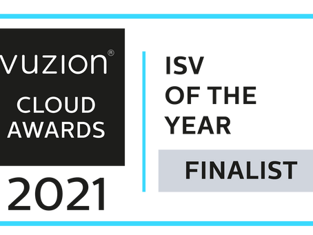 Blue Car Technologies has been Shortlisted for the ISV of the Year!
