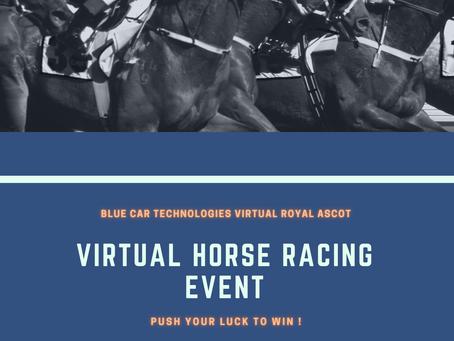 Blue Car Technologies Virtual Royal Ascot