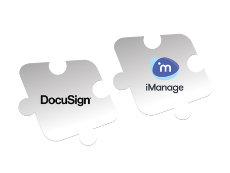 Blue Car Technologies' DocuSign Connector for iManage Work and OpenText eDOCS - New Release