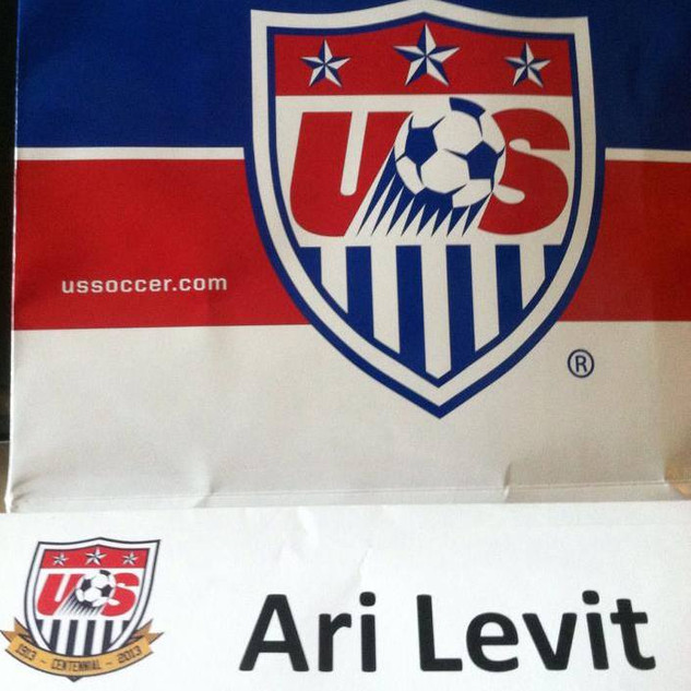 """USSF """"A"""" License"""