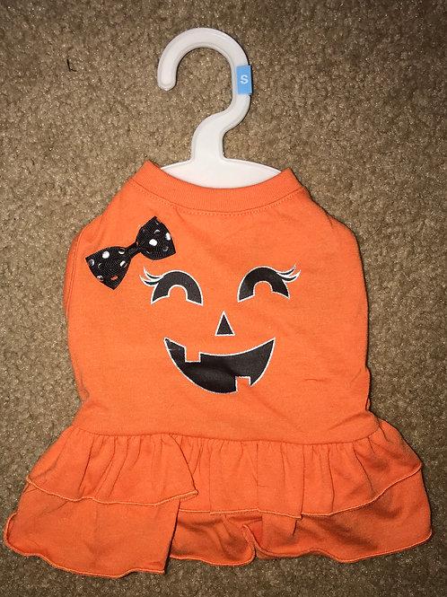 Small Pumpkin Dress