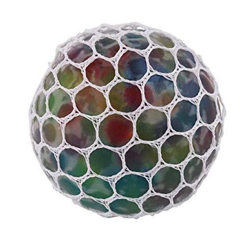 SQUISHY MESH BALL (UND)