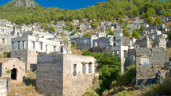 The Ghost Village 'Kayaköy'