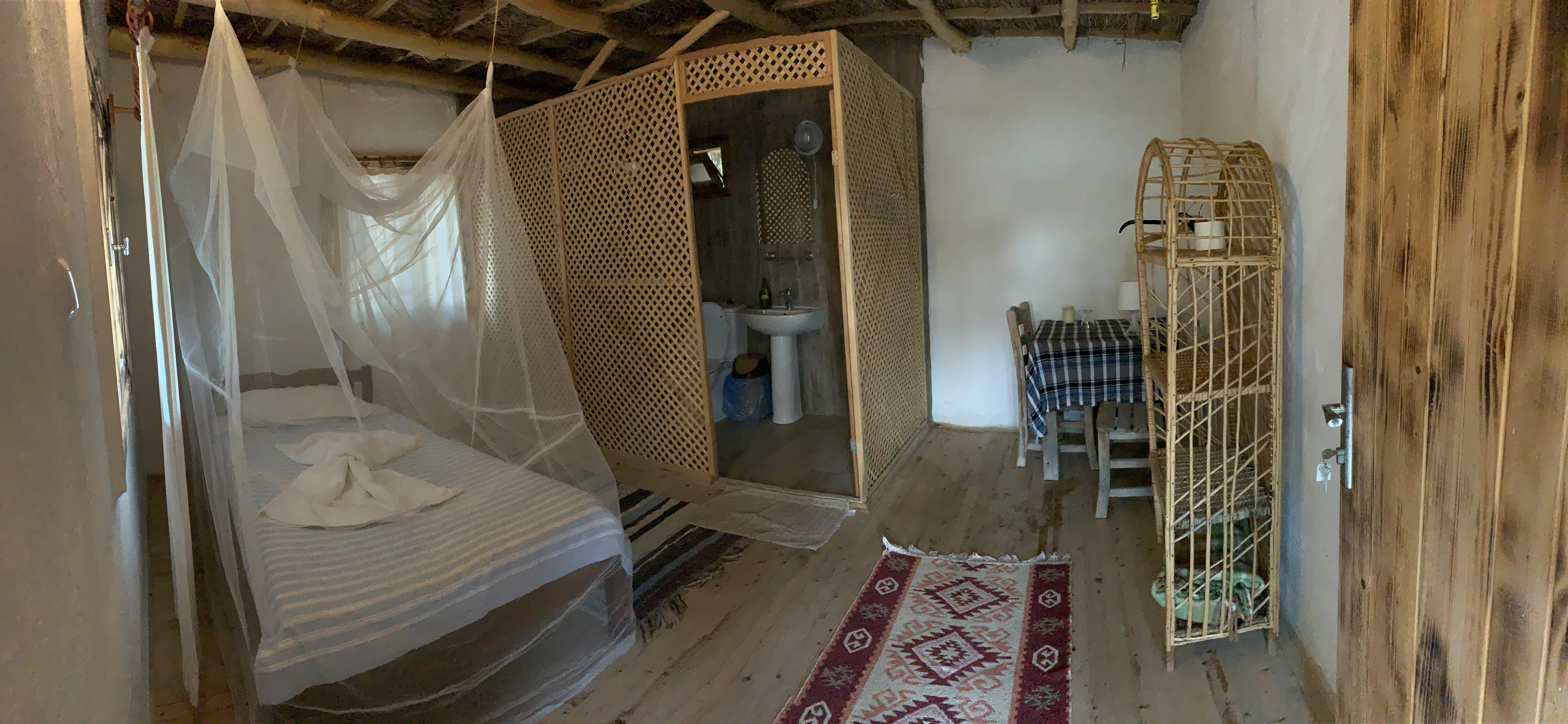 Small Anatolian Style Houses