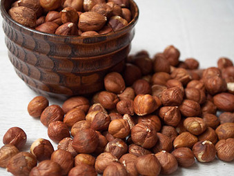 Organic Raw Hazelnuts, Why They Are Good For You?