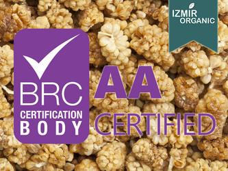 Izmir Organic BRC AA Certified