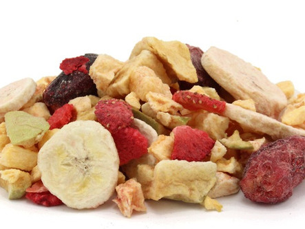What's healthier – fresh, dried or frozen fruit?