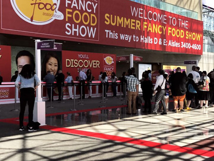 Berry Love attended to Summer Fancy Food Show 2017