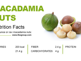 April 2018 Macadamia Nuts Market Update