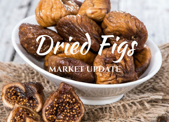 Dried Turkish Figs Market Update – May 2017