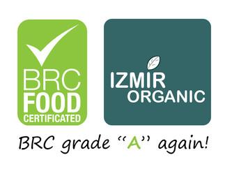 """BRC grade """"A"""" again!"""