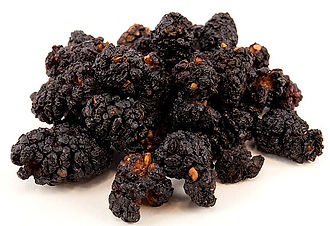 black-mulberries
