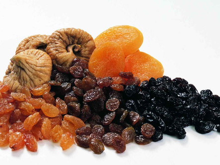 Turkey as a world leader in dried fruit export