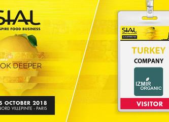 SIAL 2018 – Izmir Organic