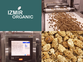 The Ishida X-Ray system is used in Izmir Organic, Food Production Facility, in Turkey
