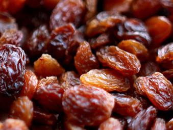 Sultana Raisins export of Turkey to 40 countries