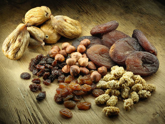 Turkish Dried Fruit Exports