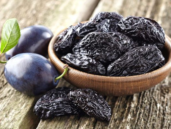 Health Benefits of Organic French Prunes