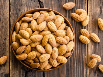 Organic Almonds FAQ's