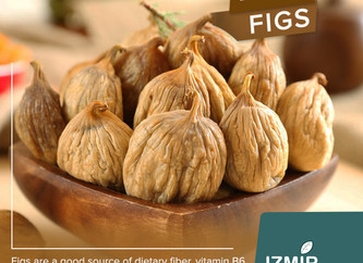 Dried fig exportation volume increased by 28%