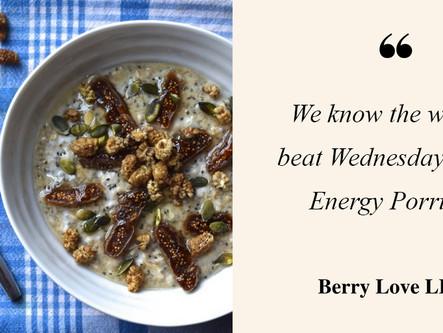 Energy Porridge - Dried Mulberries