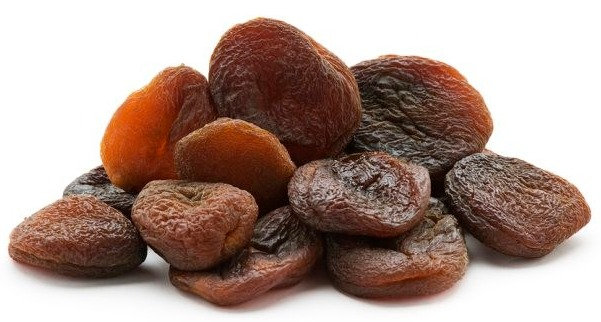 Organic Turkish Apricots No: 4