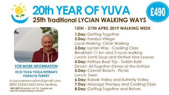 Season of Lycian way!
