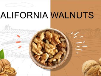 California Walnuts Market Update