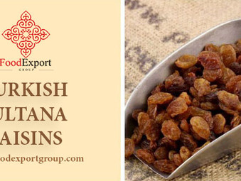 December- Turkey Records Rise in Weekly Sultana and Raisin Exports to UK